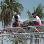 Energy Australia TV commercial ad thailand pattaya hippster crane behind the scenes